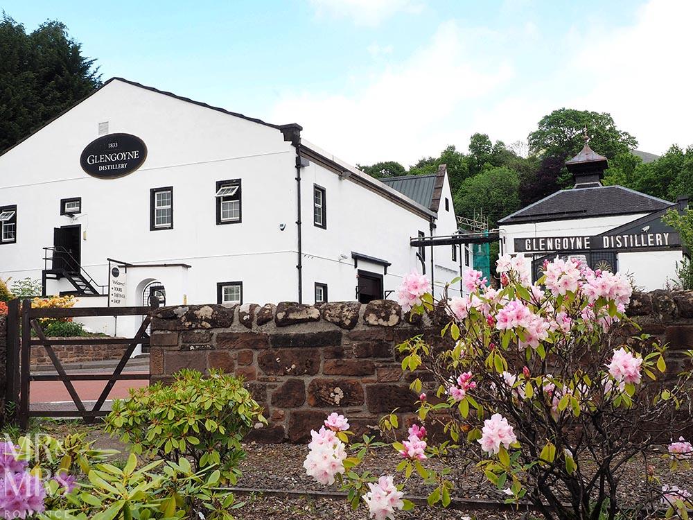 Glengoyne Distillery Glasgow Scotland v