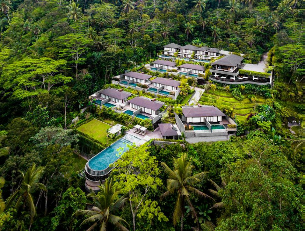 Honeymoon destinations - Samsara Ubud