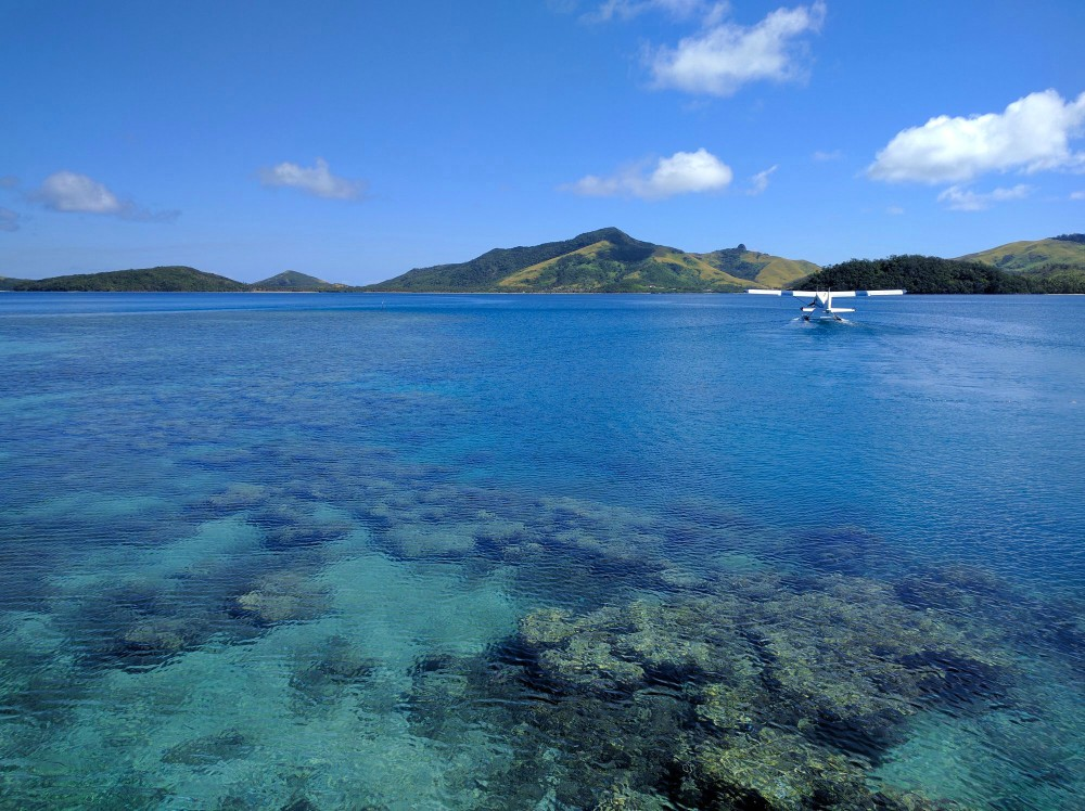 Honeymoon destinations - Turtle Island Fiji