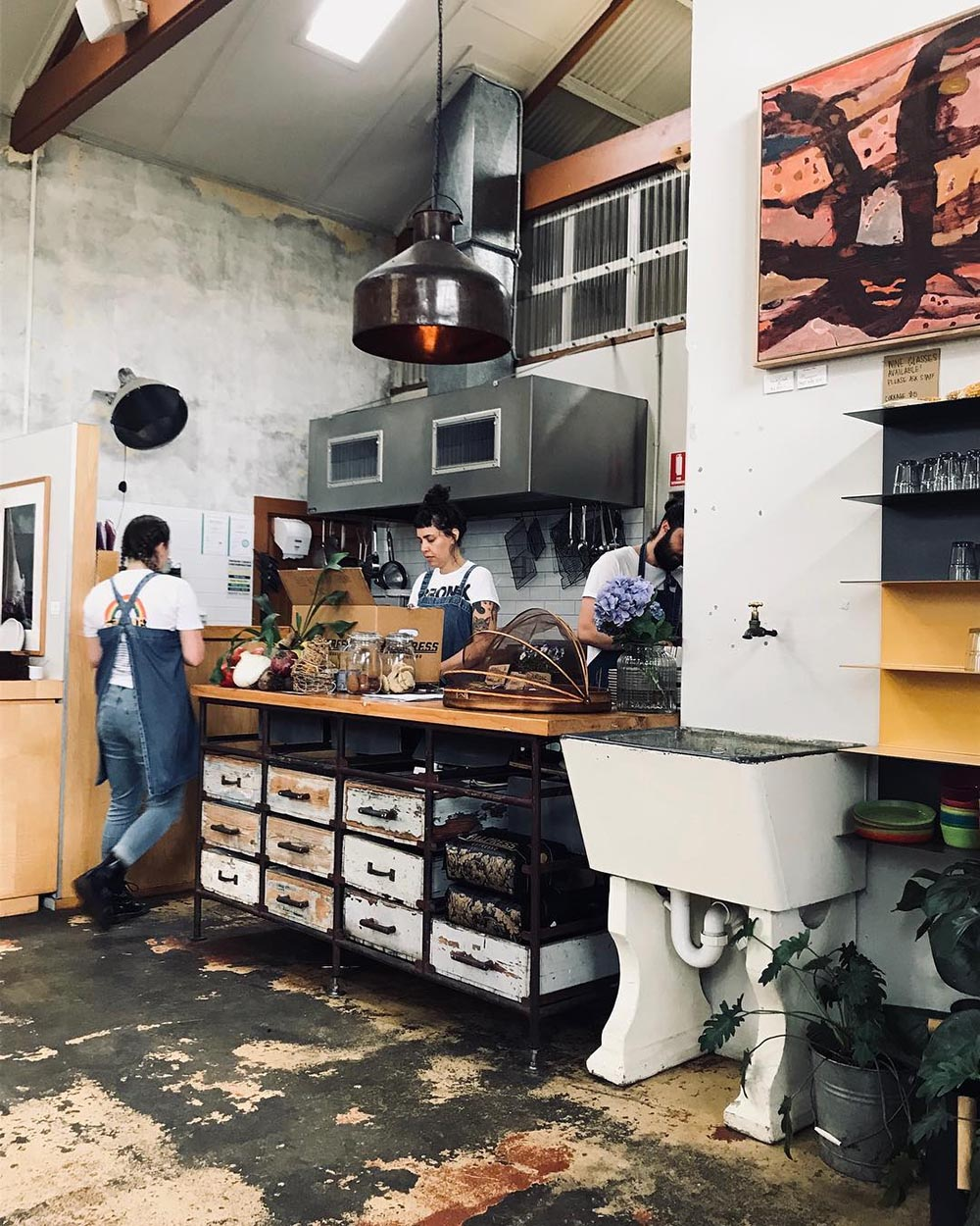 Where to eat in the South Coast, NSW - Milk Haus, Woodstock