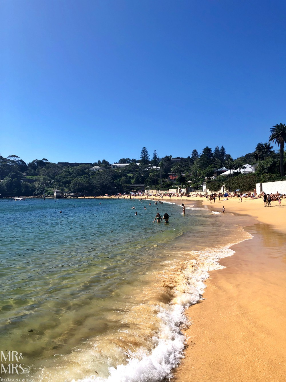 Camp Cove beach Watsons Bay