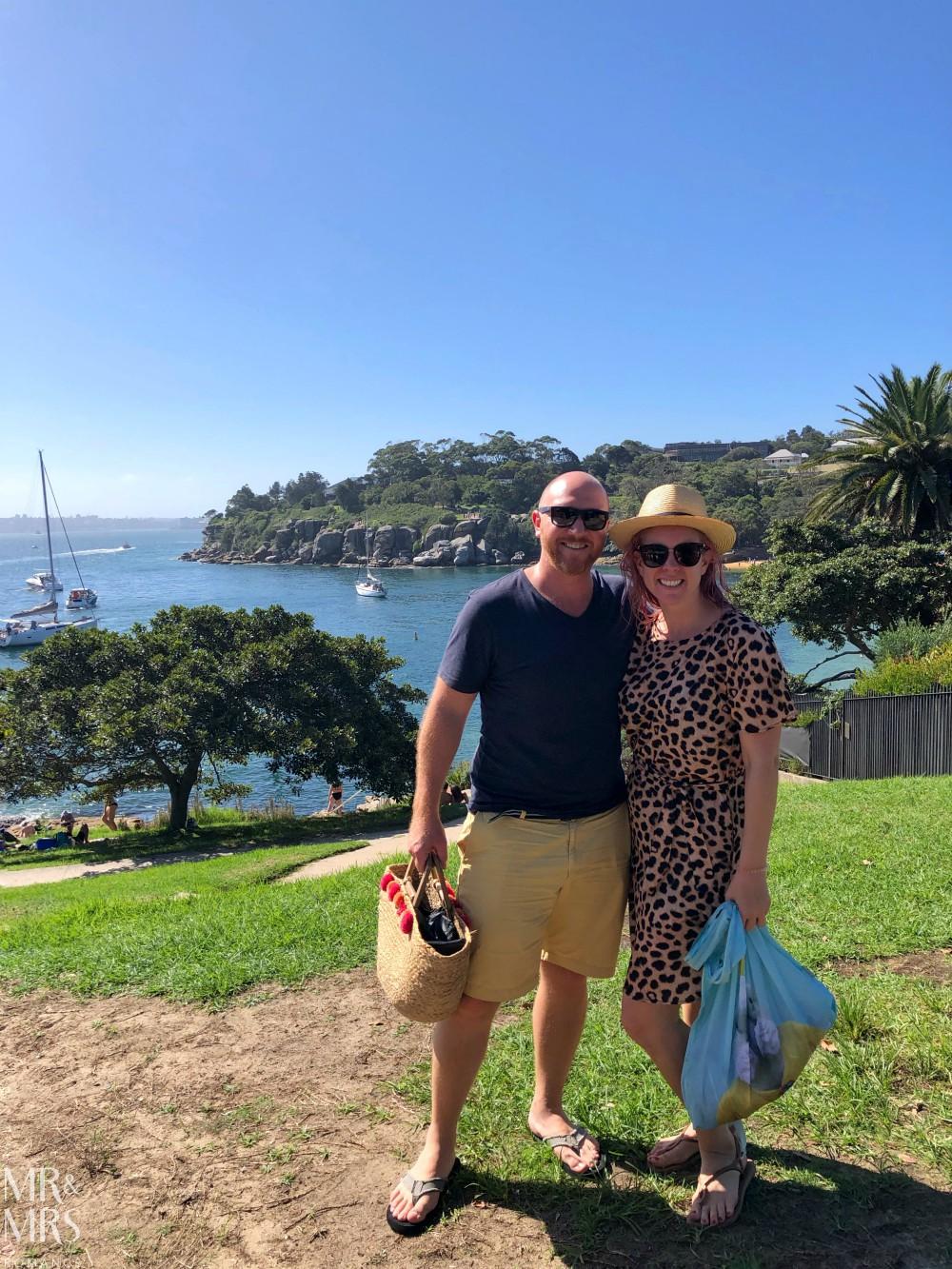 Mr & Mrs Romance - Watsons Bay
