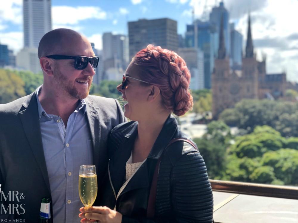 Mr & Mrs Romance - Australian Museum National Geographic and Scenic