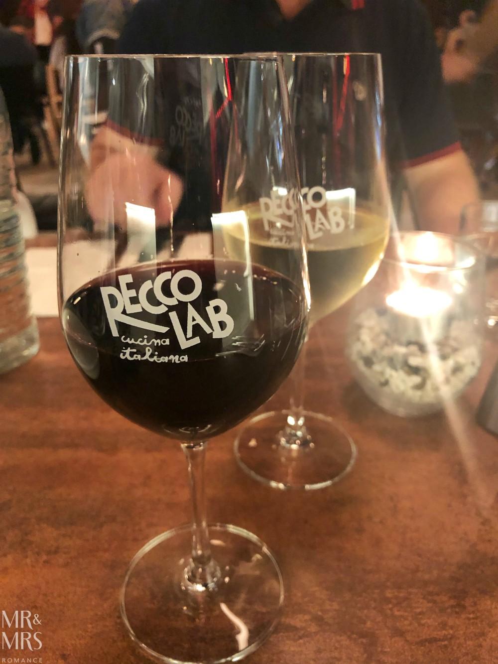 ReccoLab, Rozelle - northwestern Italian restaurant