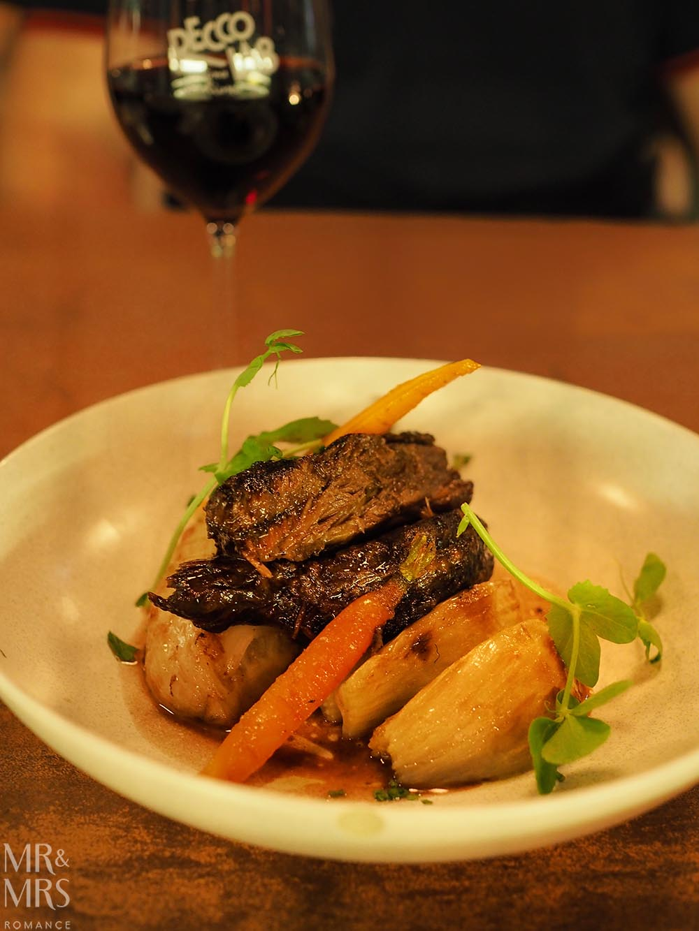 ReccoLab Rozelle - Sydney restaurant review - beef cheeks