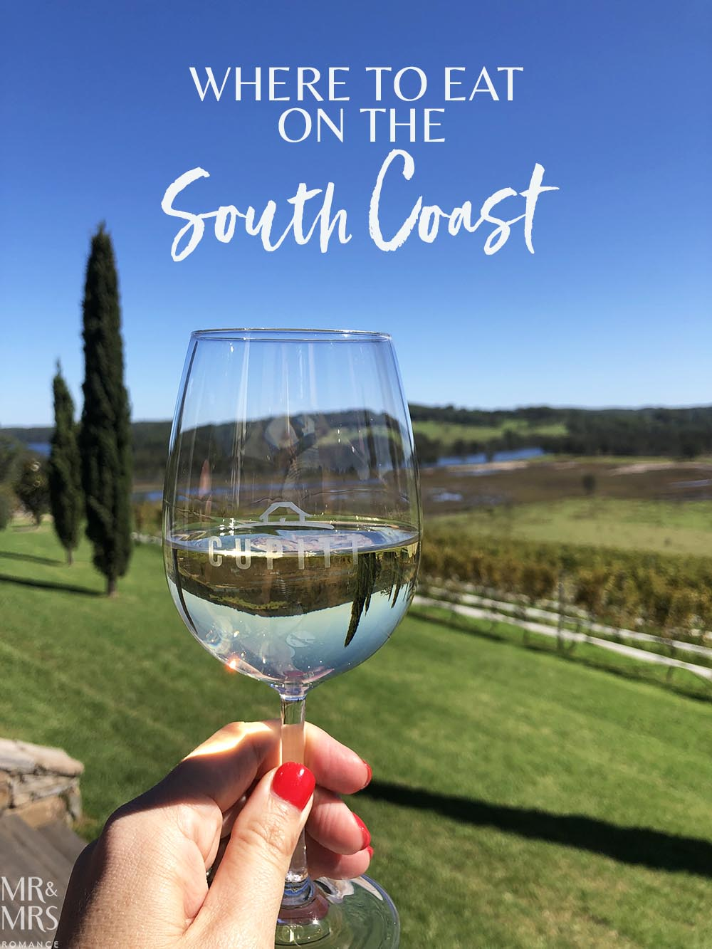 Where to eat in the South Coast, NSW - Cupitt's Winery