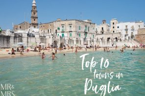 10 towns not to miss in Puglia, Italy
