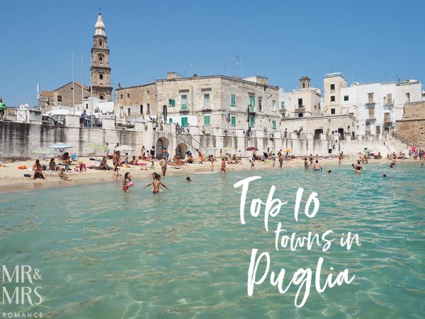 Top 10 towns of Puglia, Italy - feature