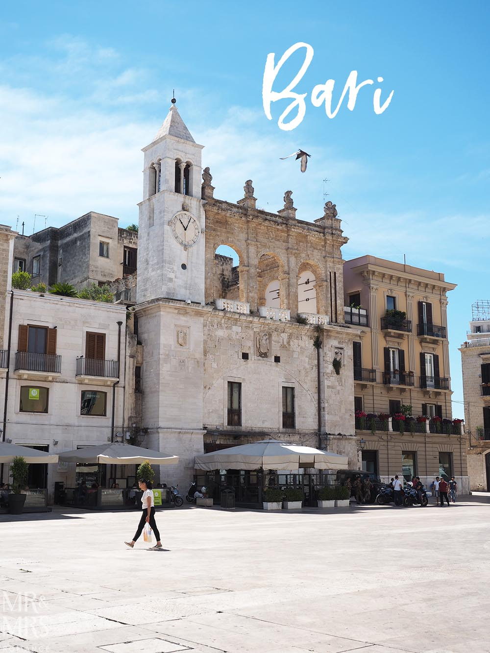 Top 10 towns of Puglia, Italy - Bari