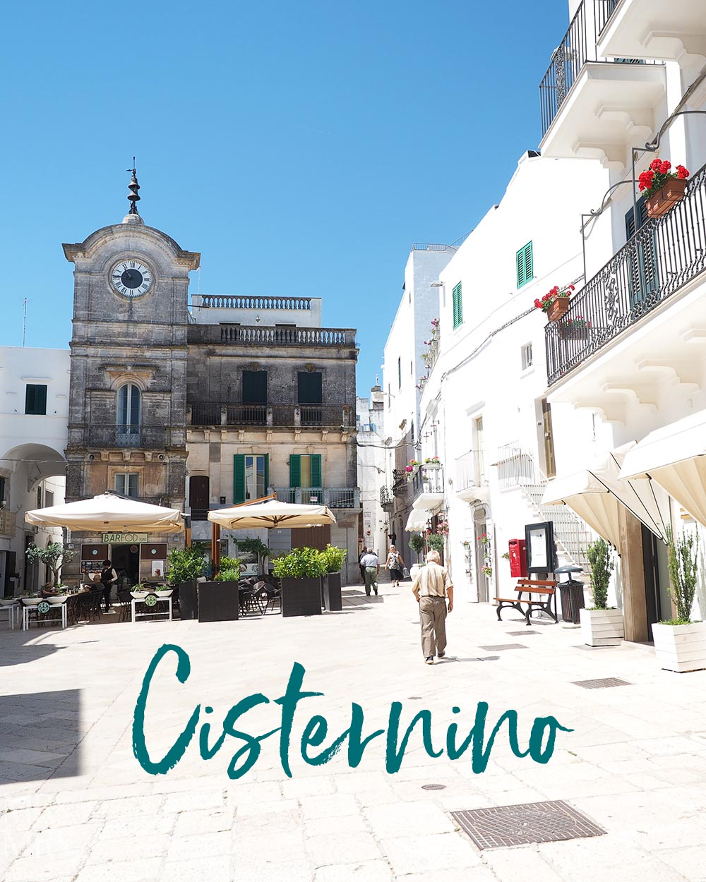 Top 10 towns of Puglia, Italy - Cisternino
