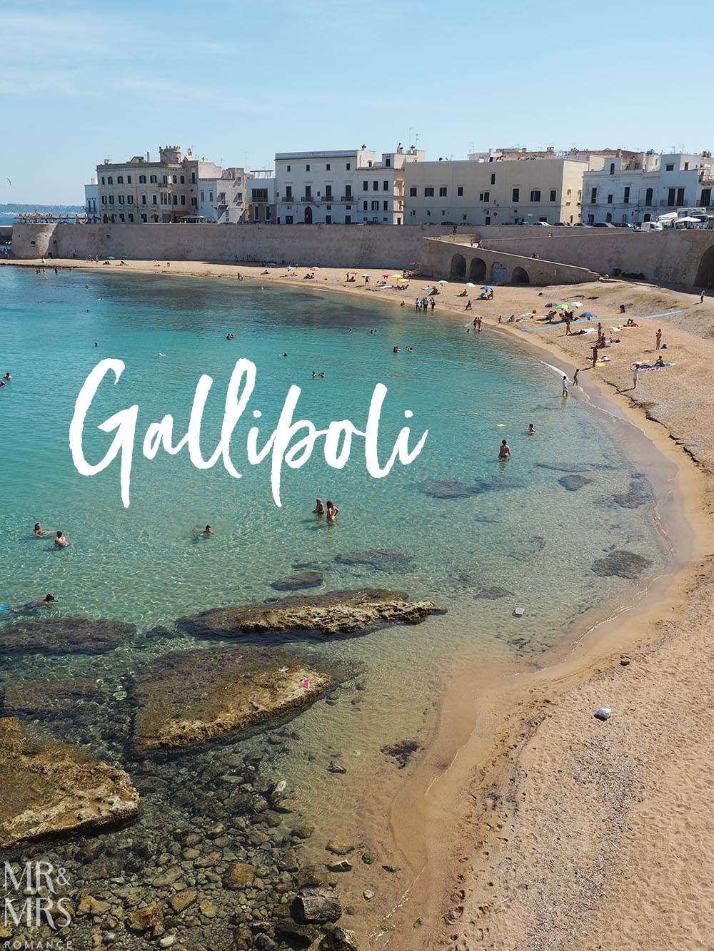 Top 10 towns of Puglia, Italy - Gallipoli
