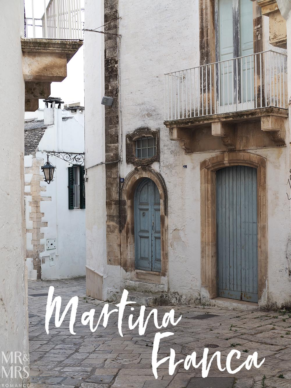 Top 10 towns of Puglia, Italy - Martina Franca