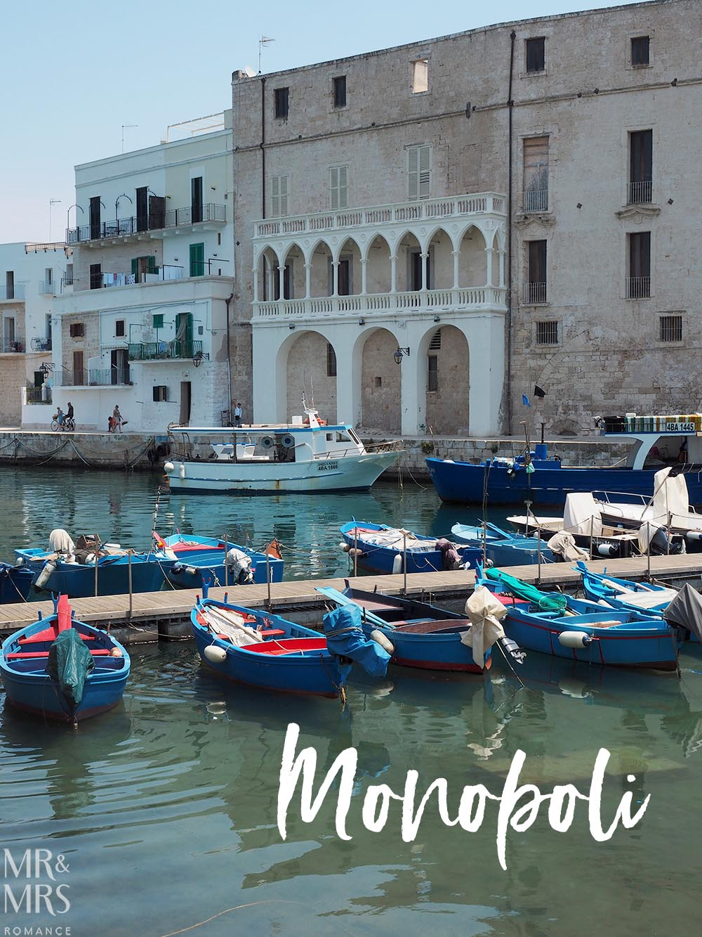 Top 10 towns of Puglia, Italy - Monopoli