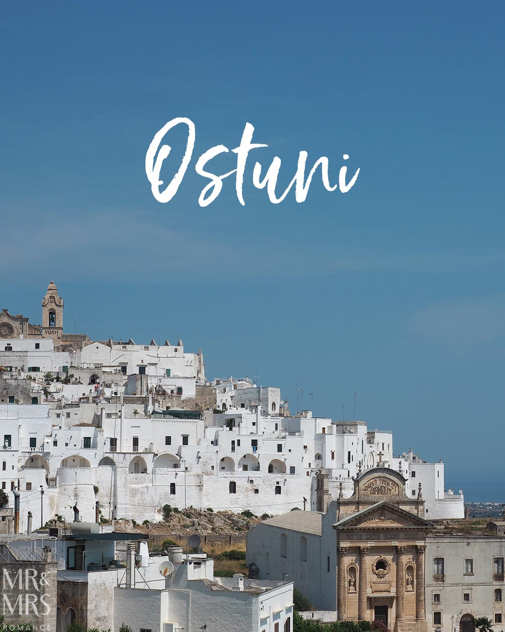 Top 10 towns of Puglia, Italy - Ostuni