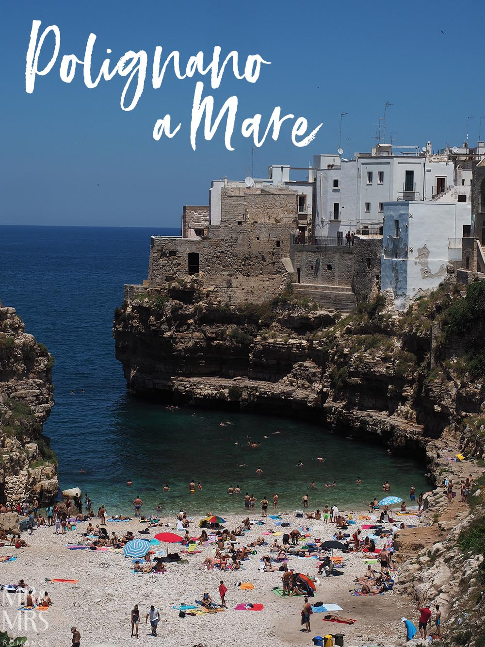 Top 10 towns of Puglia, Italy - Polignano a Mare