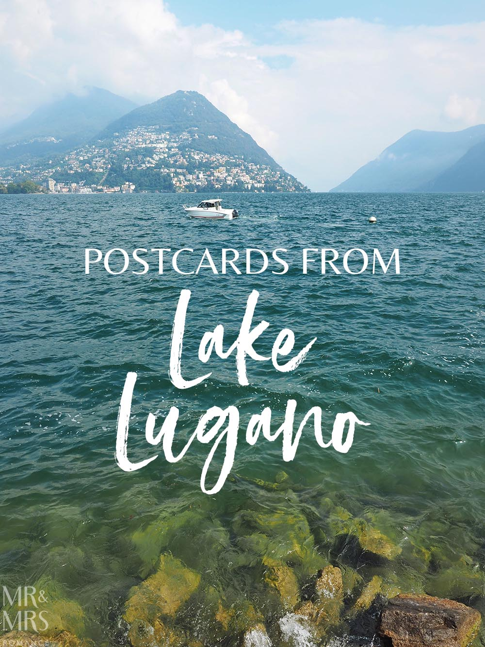 Lake Lugano - postcards from Lake Lugano and 5 things to do there