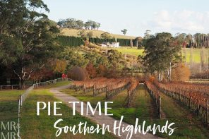 What to do when it's Pie Time in the Southern Highlands