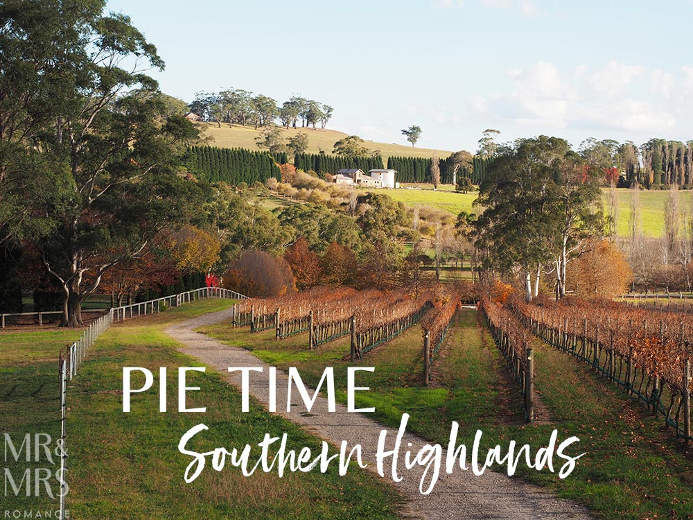 Pie Time Southern Highlands NSW