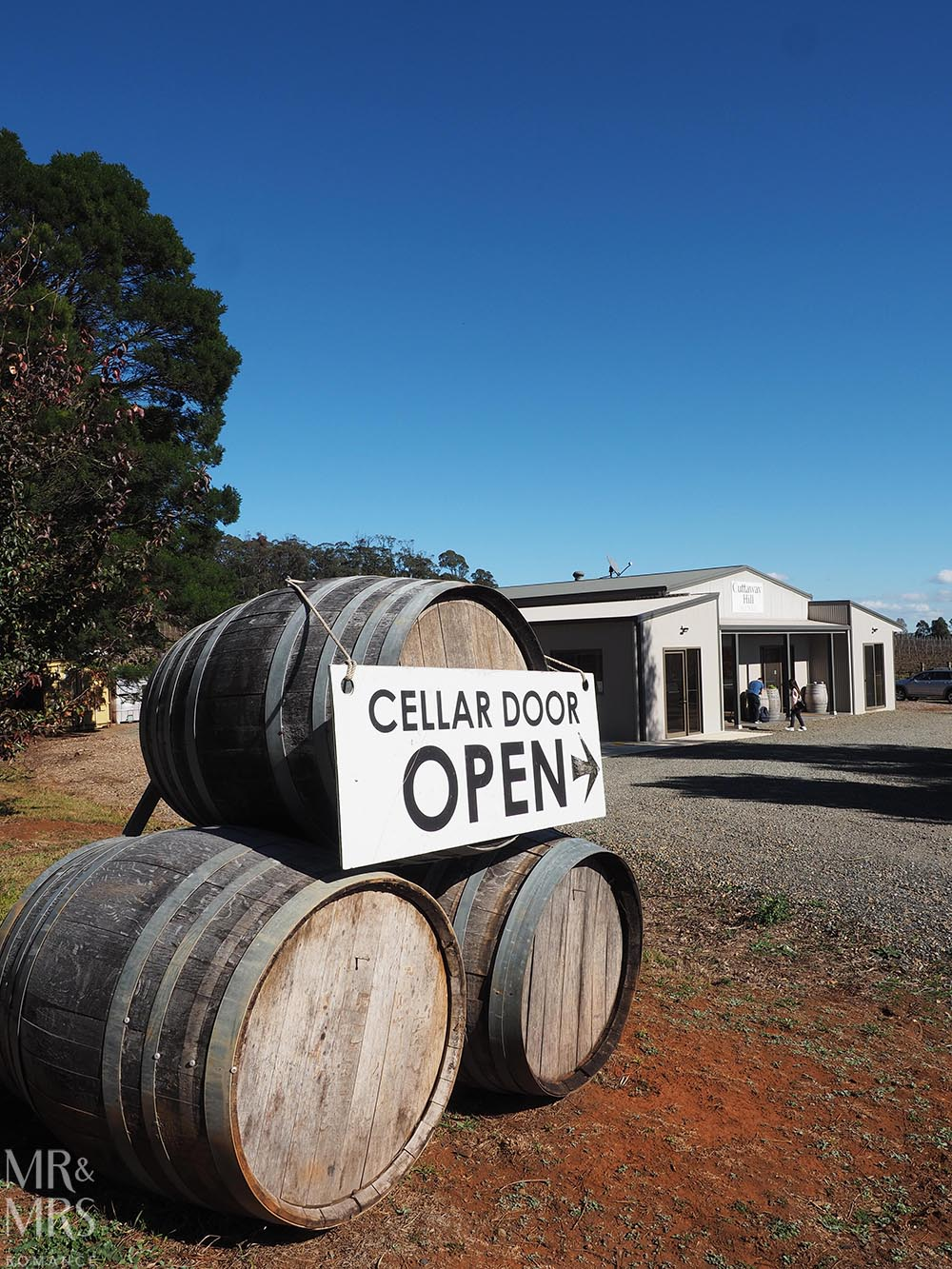 Pie Time Southern Highlands NSW - Cuttaway Hill Winery