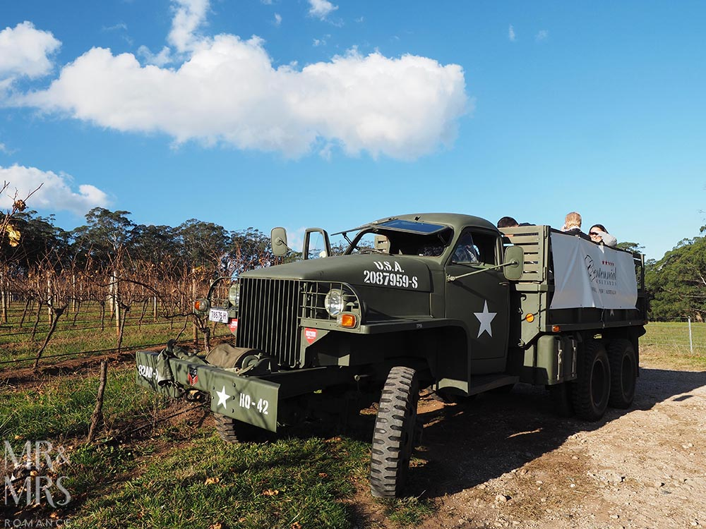 Pie Time Southern Highlands NSW - Military Vehicle Tours