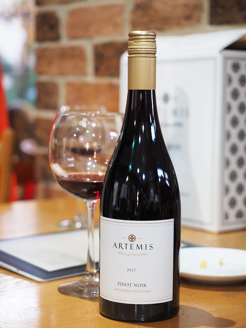 Pie Time Southern Highlands NSW - Artemis Pinot Noir