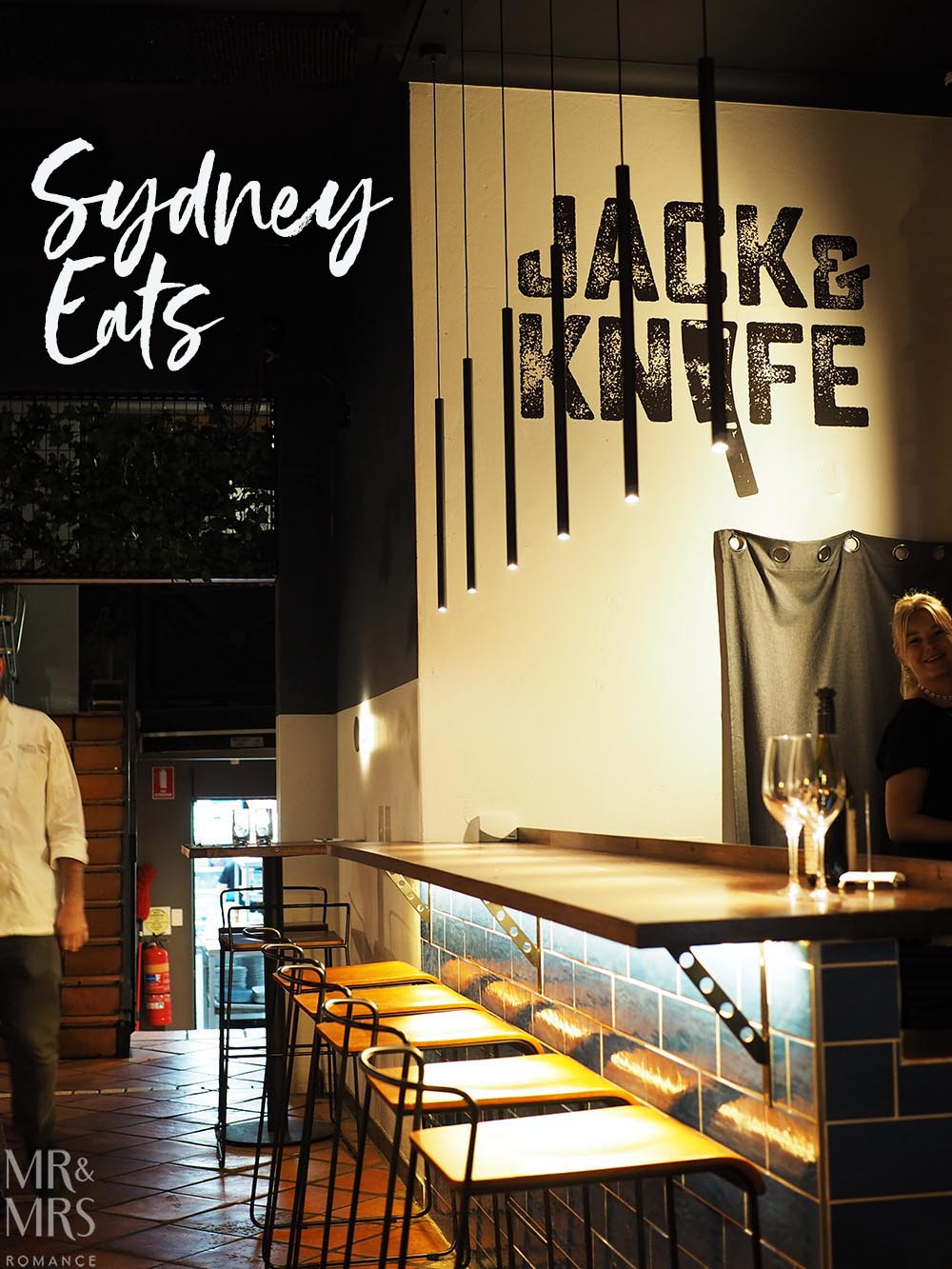 Jack & Knife, Darlinghurst - East Sydney Eats
