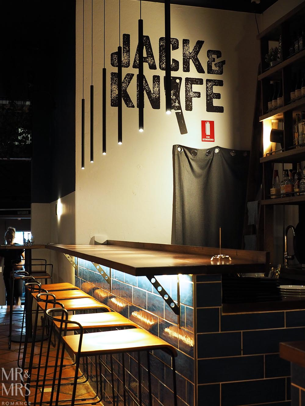 Jack & Knife, Darlinghurst - interior