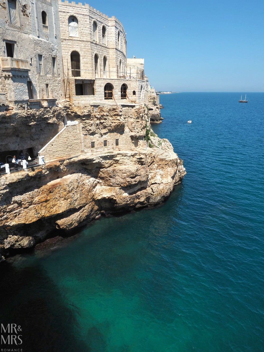 How to travel around Puglia - Polignano