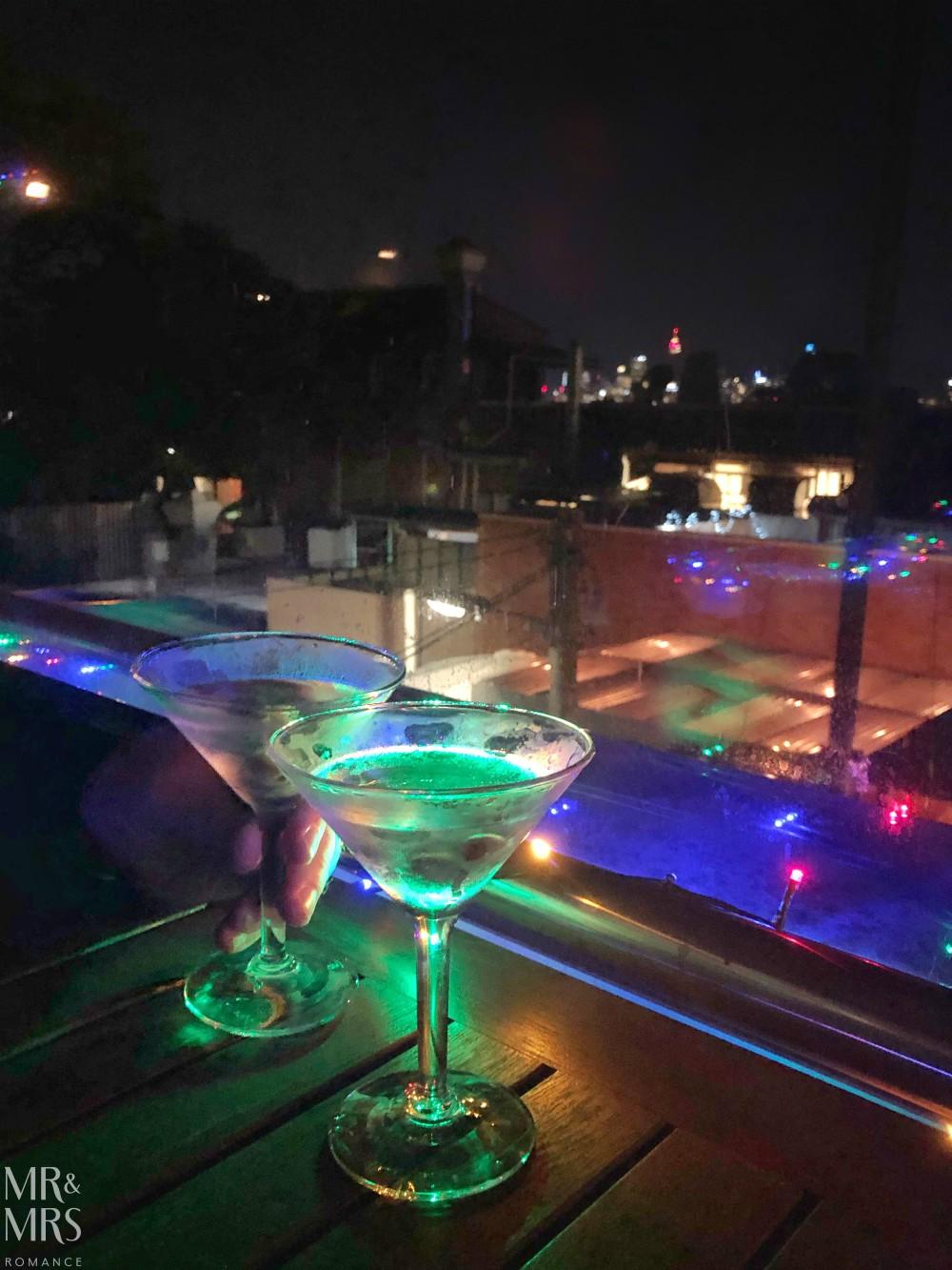 Kuleto's martini