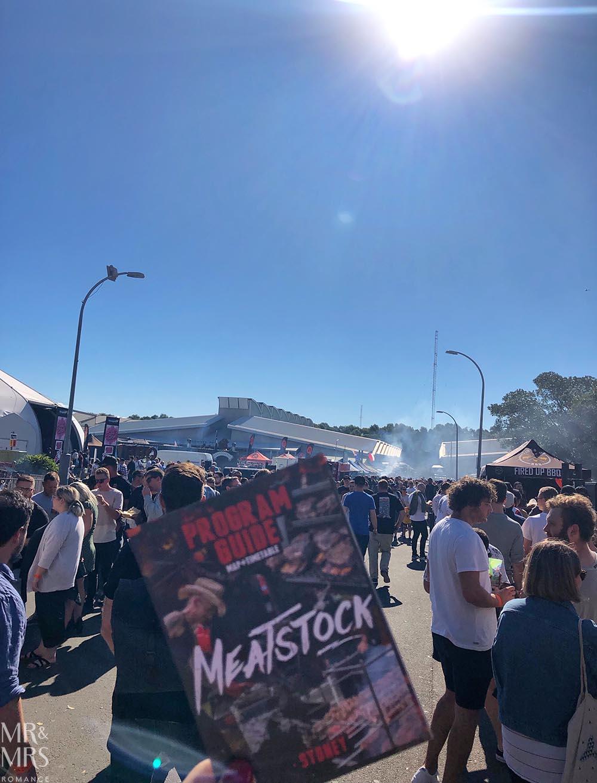 Meatstock Sydney - Buffalo Trace Bourbon