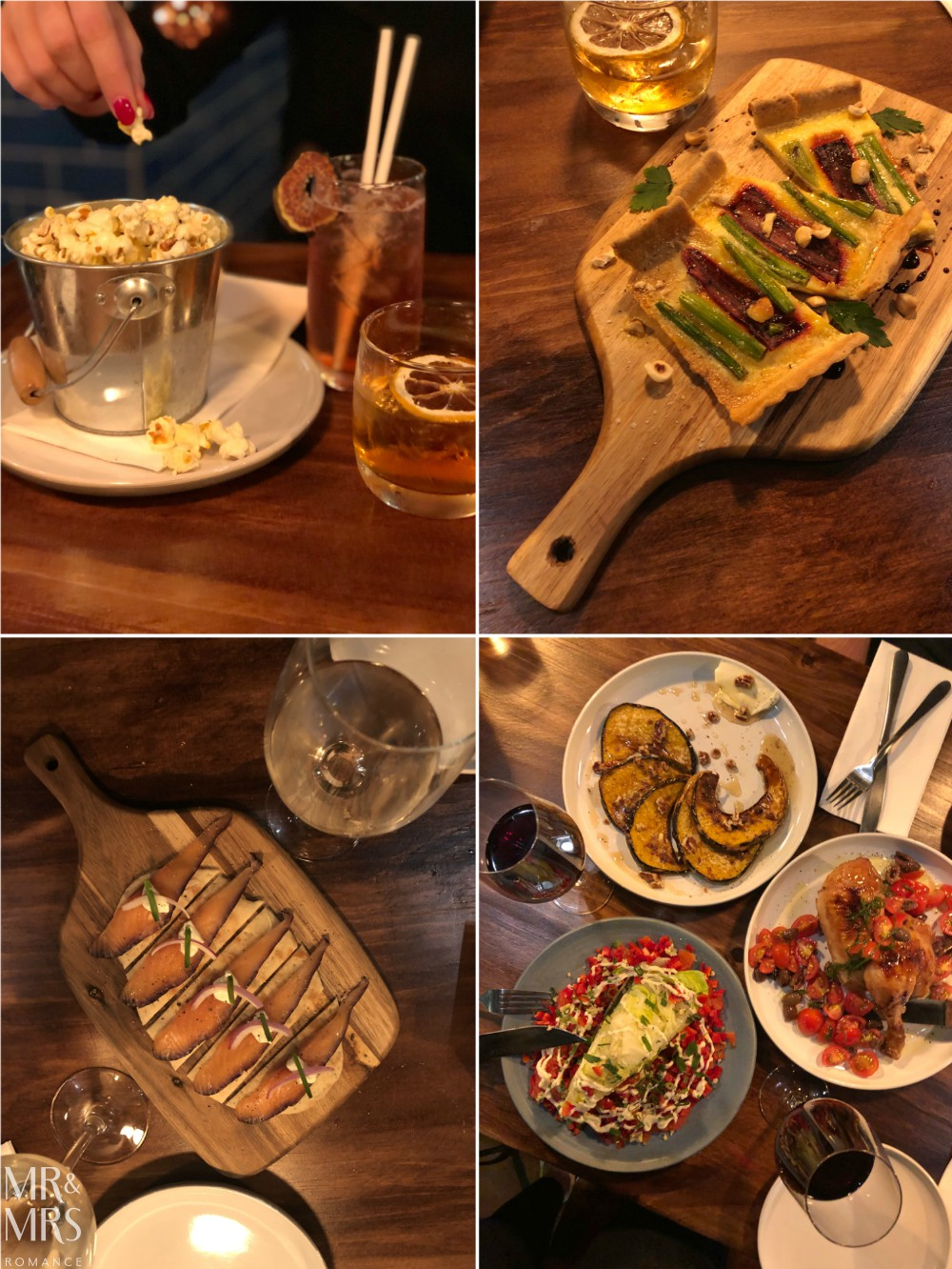 Weekly Edition - Jack & Knife Darlinghurst - collage mains