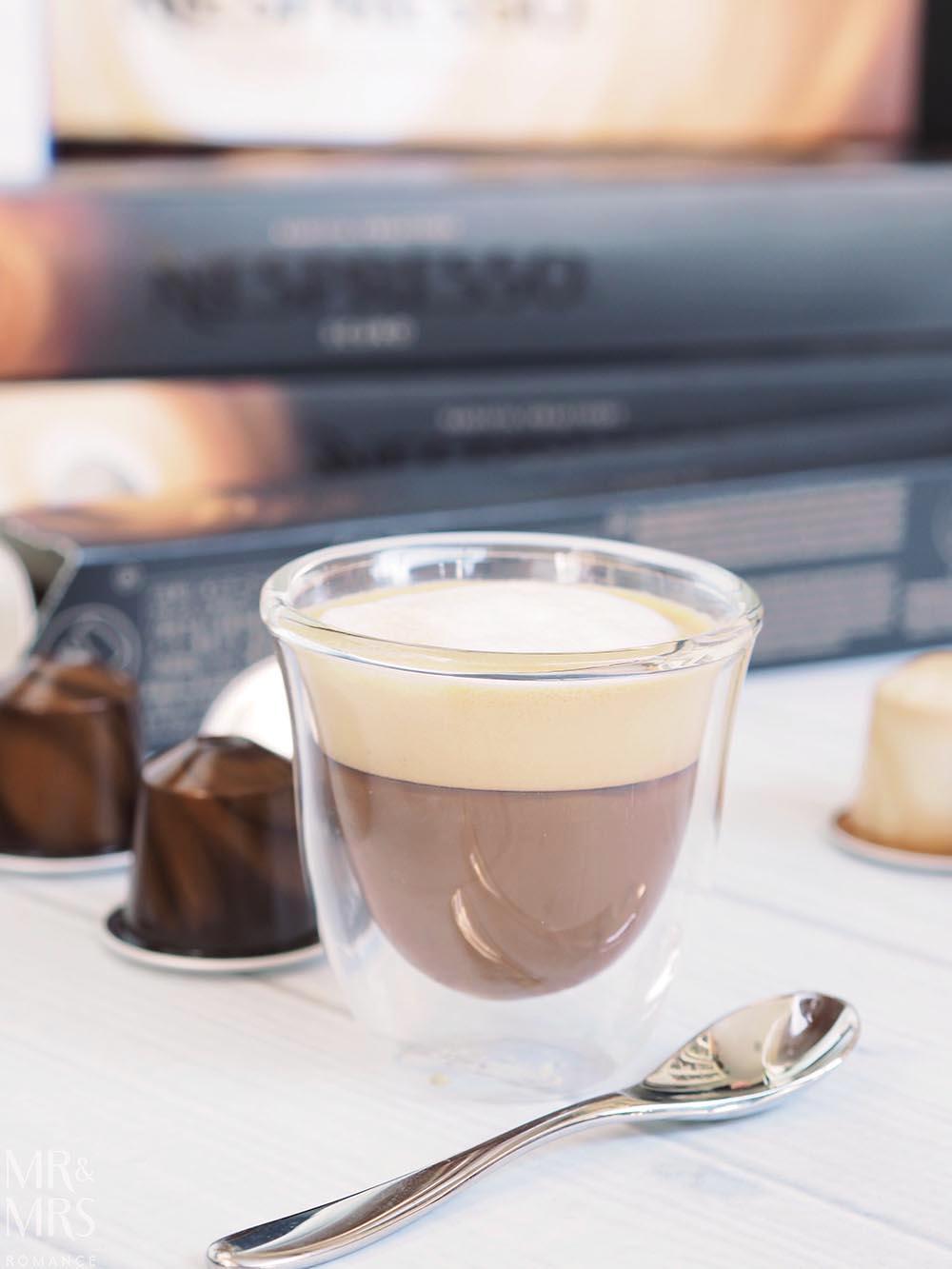 Weekly Edition - Nespresso Barista Creations macchiato