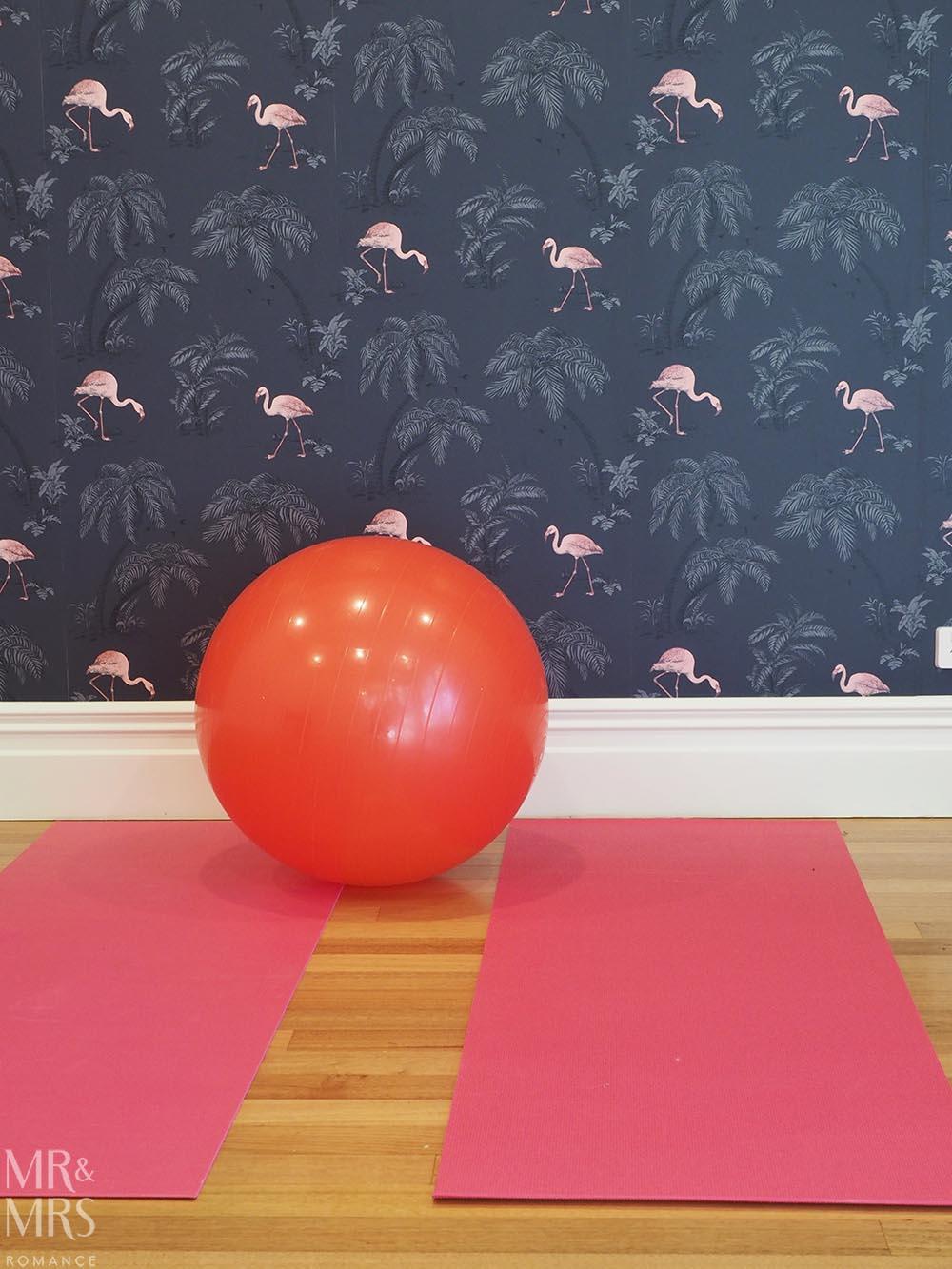 Henley Hotel - yoga studio