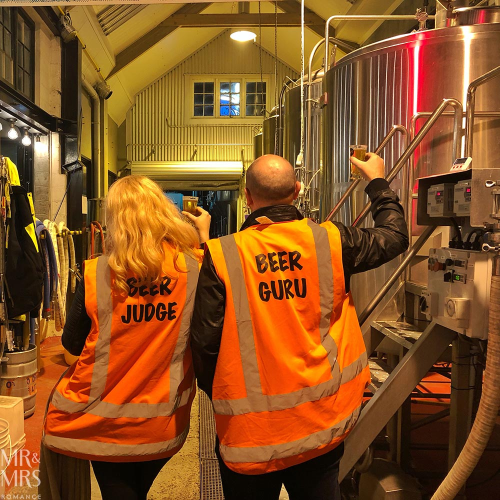 Good George Brewery, Hamilton, NZ