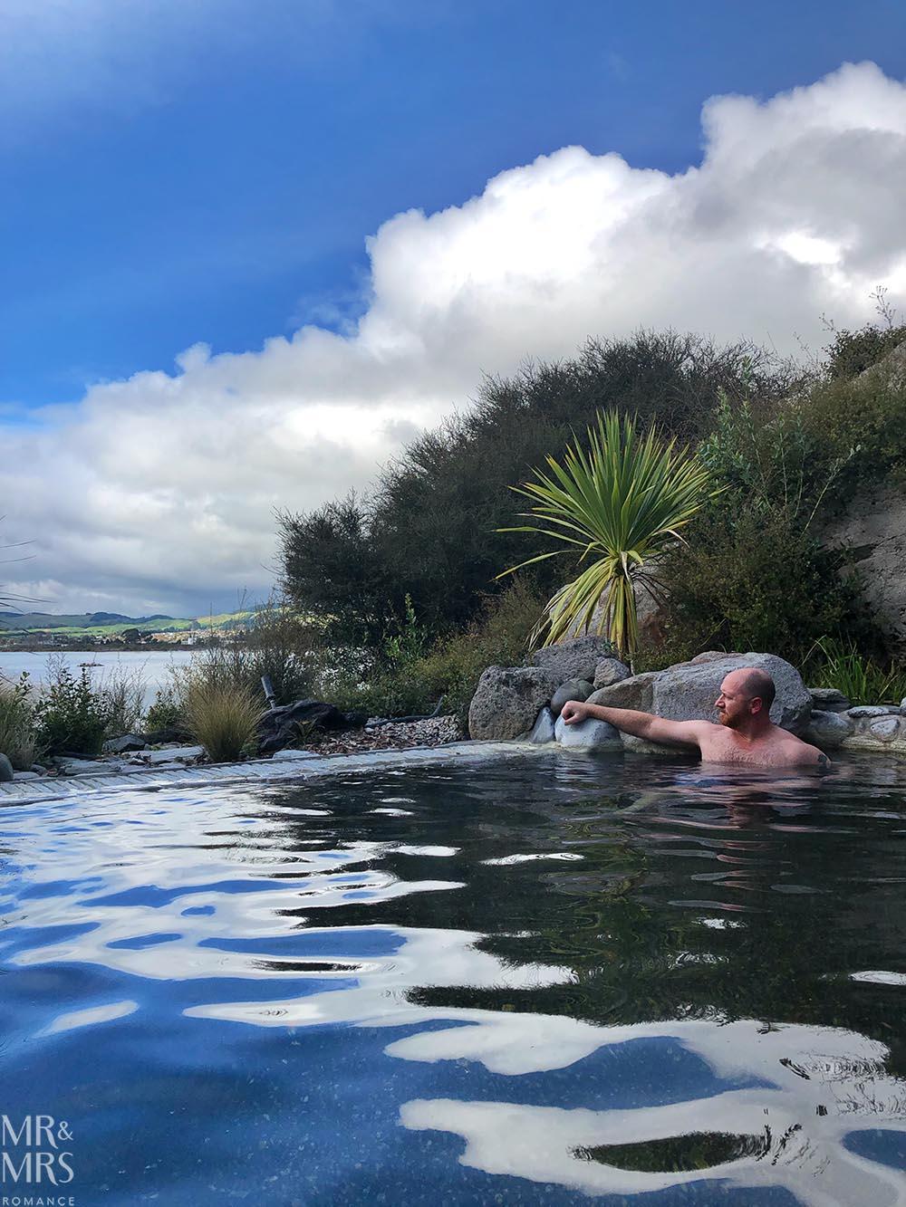 Polynesian Spa, Rotorua, NZ