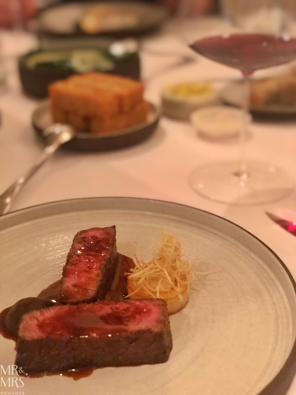 Est Restaurant, Sydney