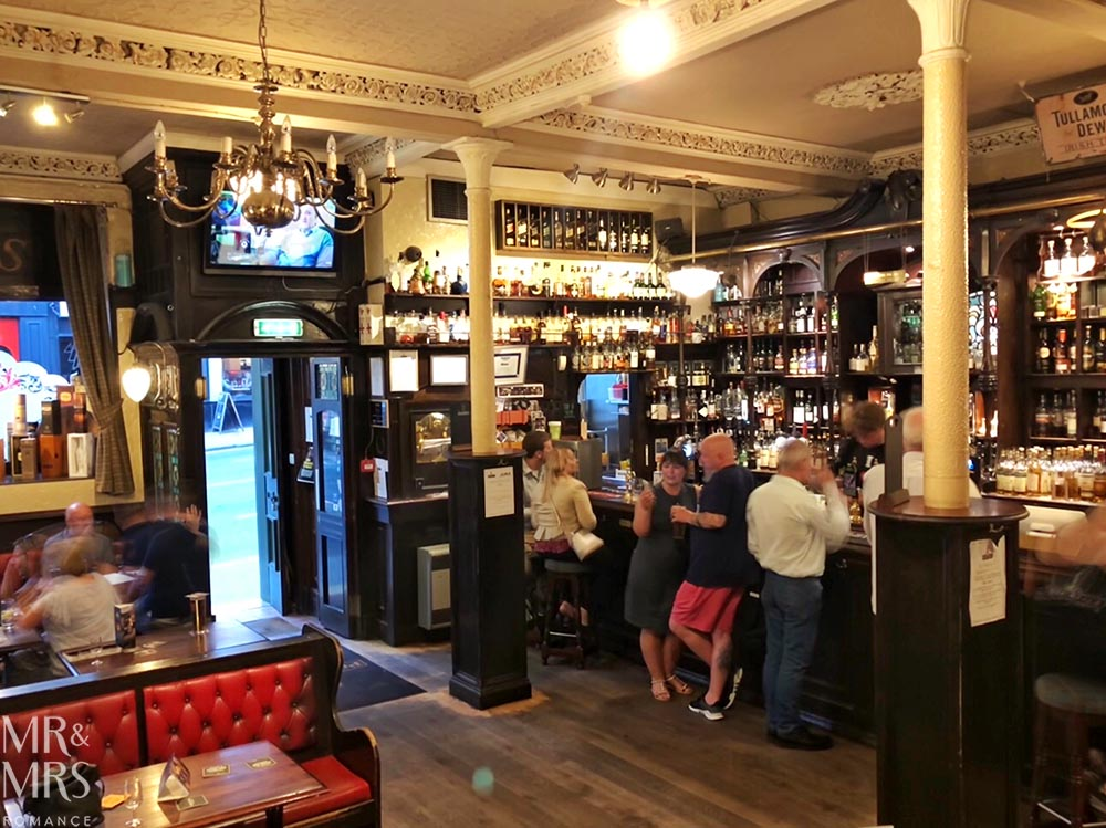 Whisky bars in Glasgow - Pot Still