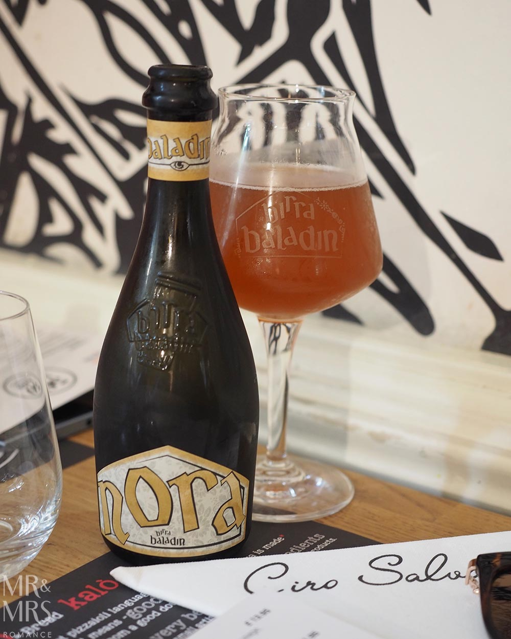 Italian Craft Beer at 50 Kalo di Ciro Salvo Pizza London