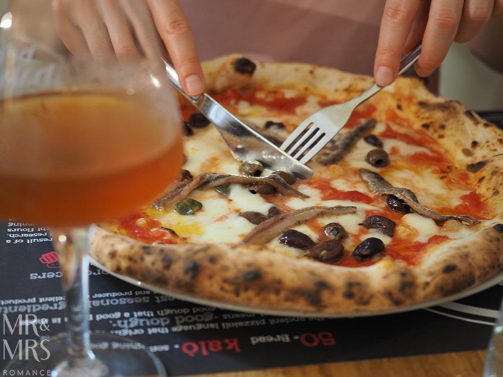 50 Kalo di Ciro Salvo Pizza London