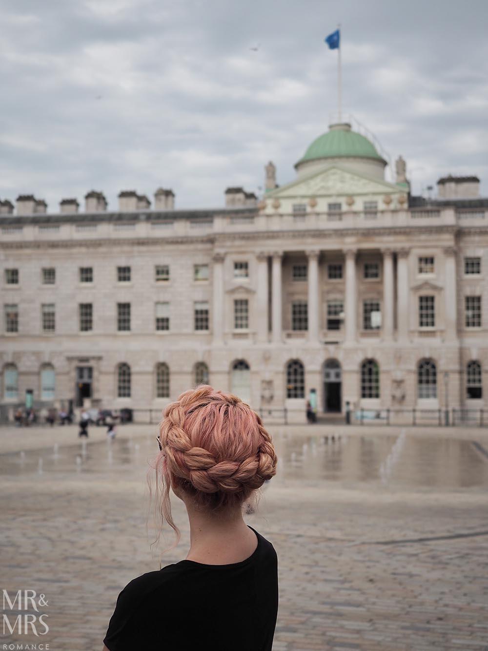 Somerset House - Hair Romance - London