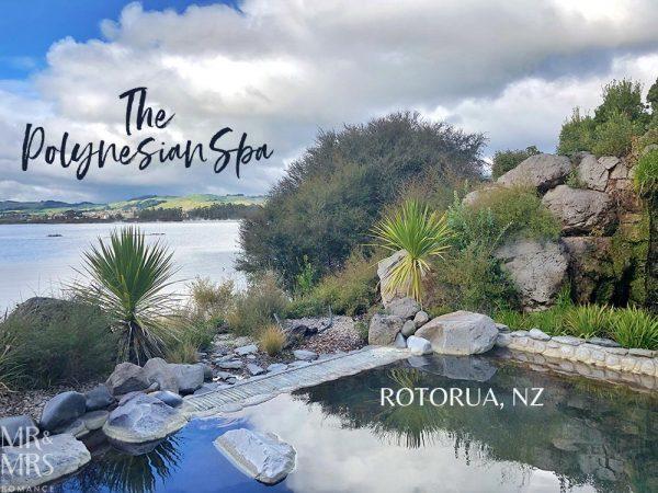 Polynesian Spa Rotorua New Zealand