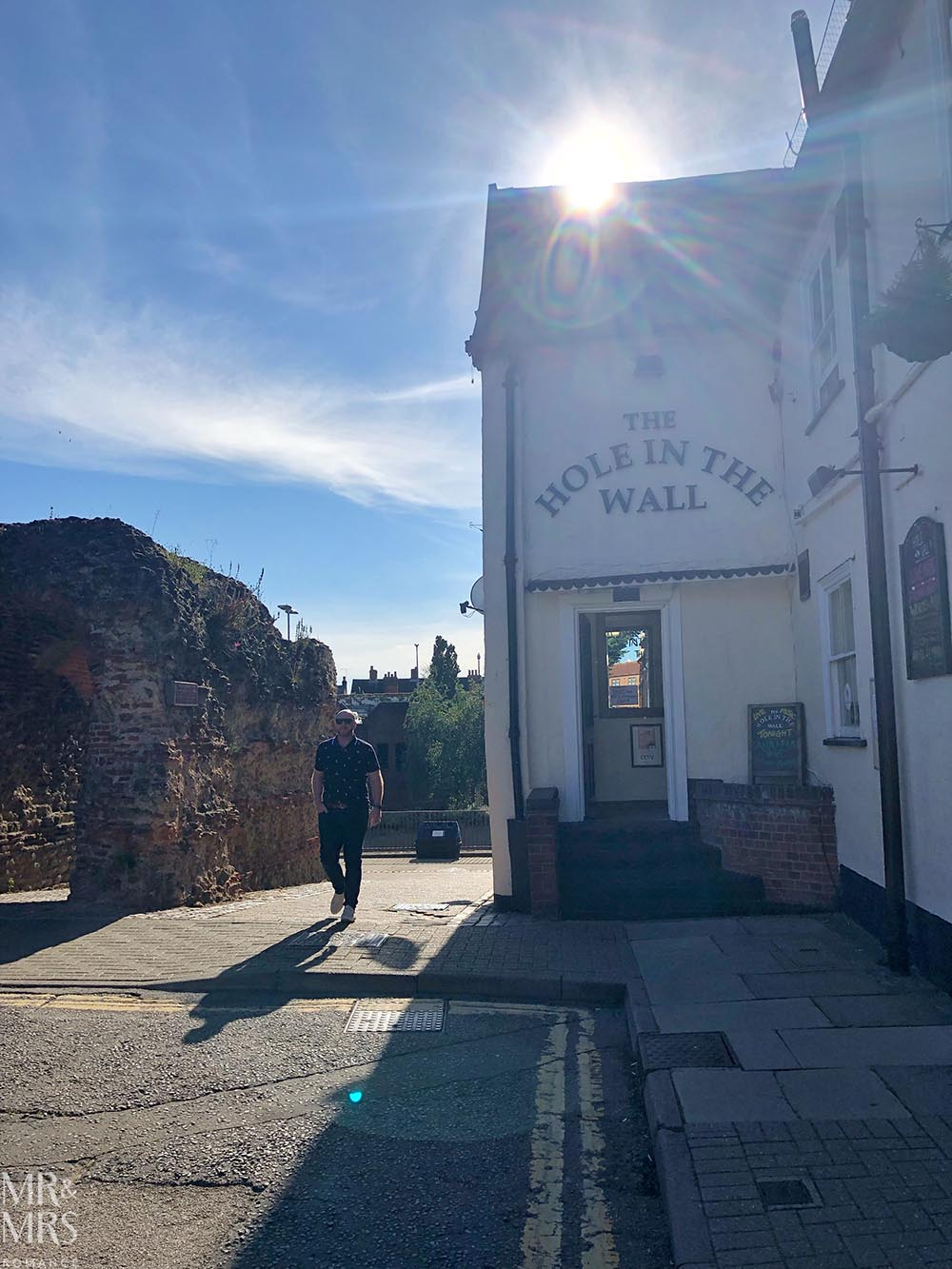 Hole in the Wall Pub, Balkerne Gate, Colchester, Essex