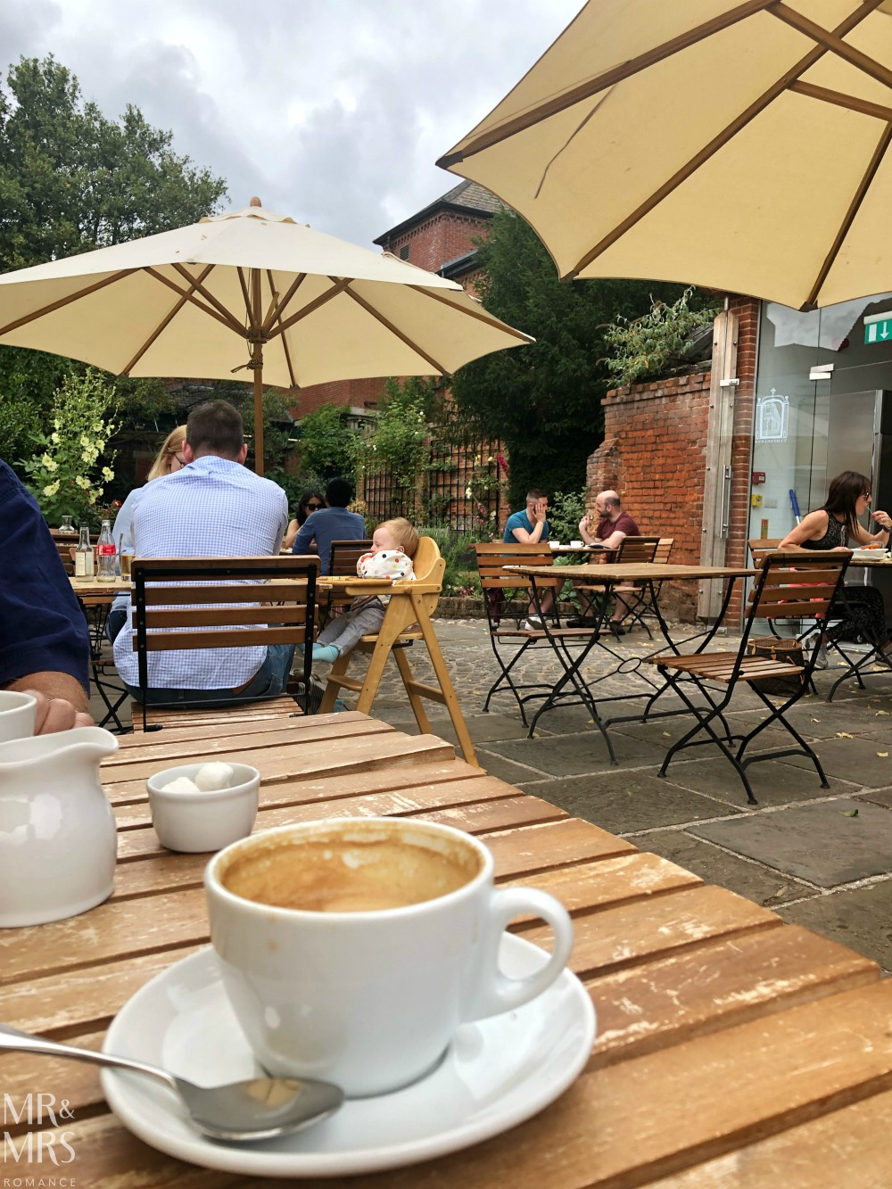 Tymperley's Cafe, Colchester