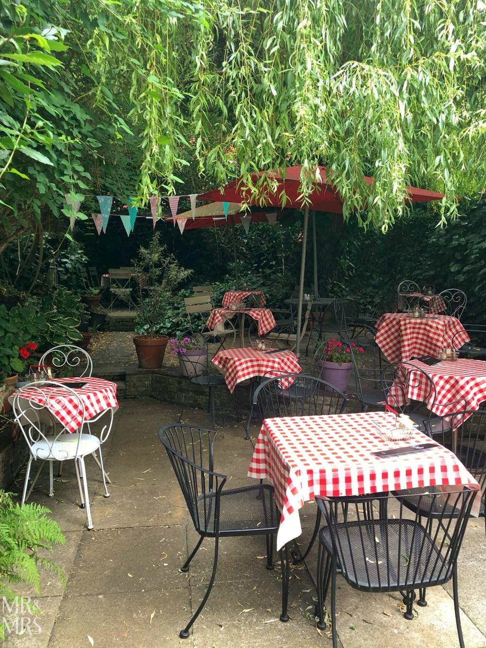 Cafe 21, Colchester