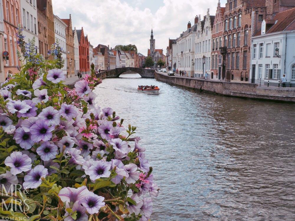 Bruges, Belgium - canal