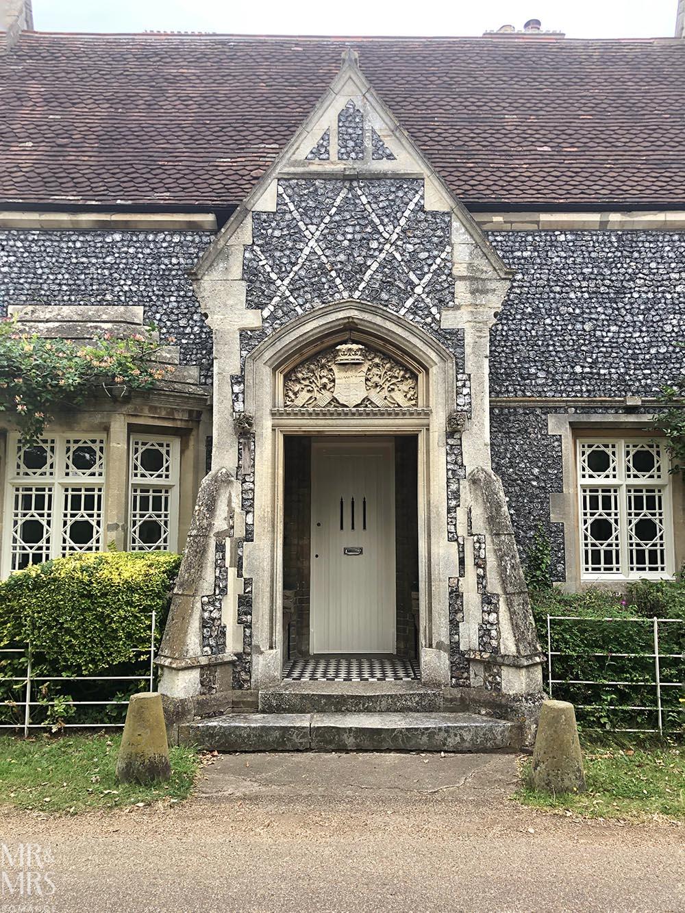 St Albans - gatehouse