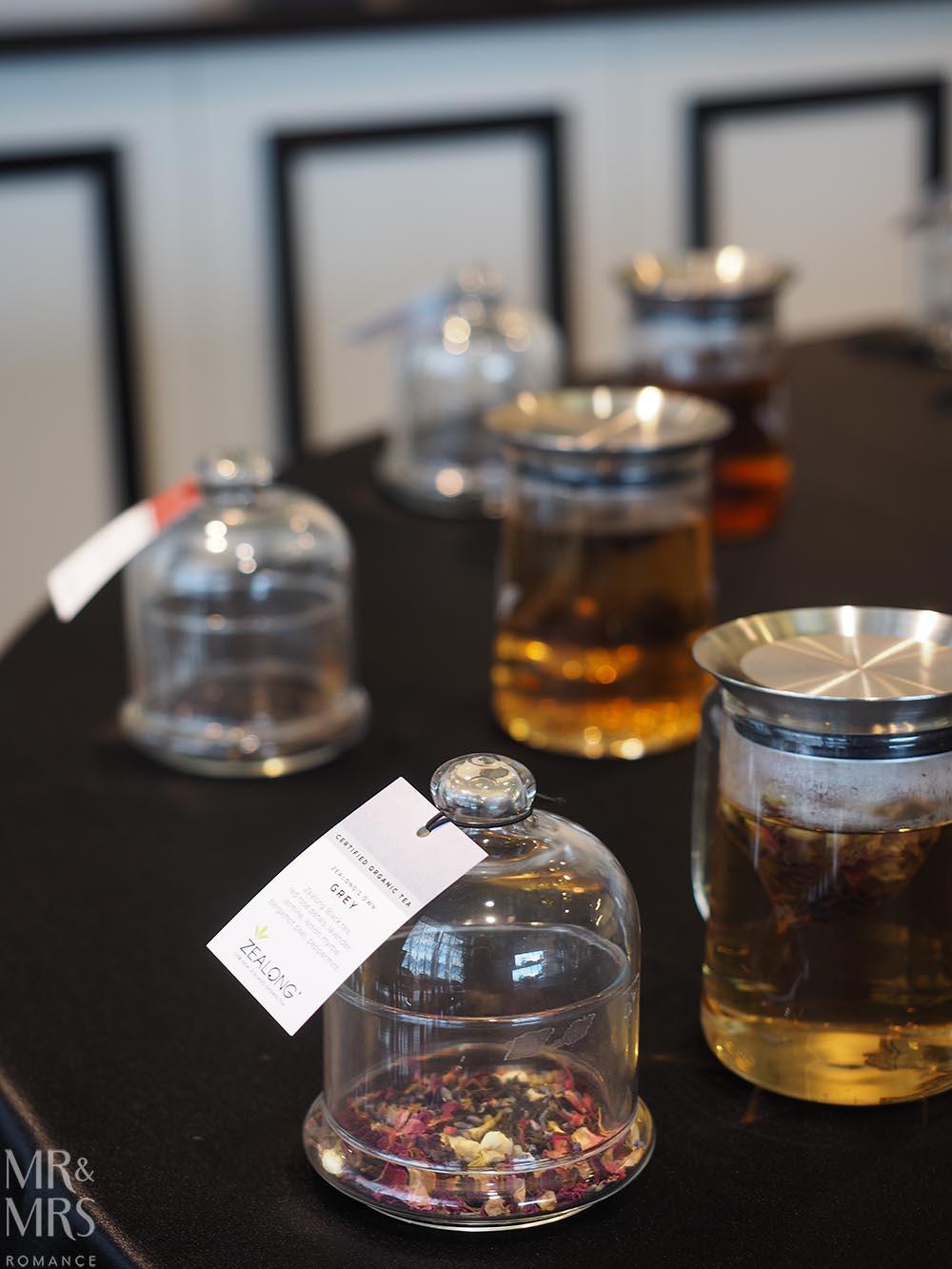 Zealong Tea Estate, Hamilton, Waikato, New Zealand - tea tasting