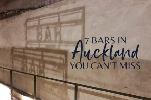 7 Auckland bars you can't miss