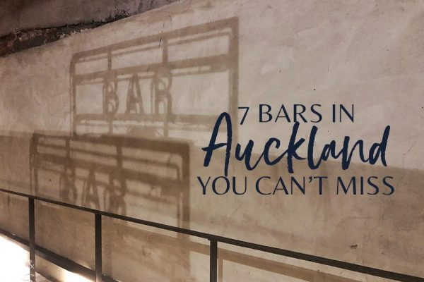 Where to drink in Auckland