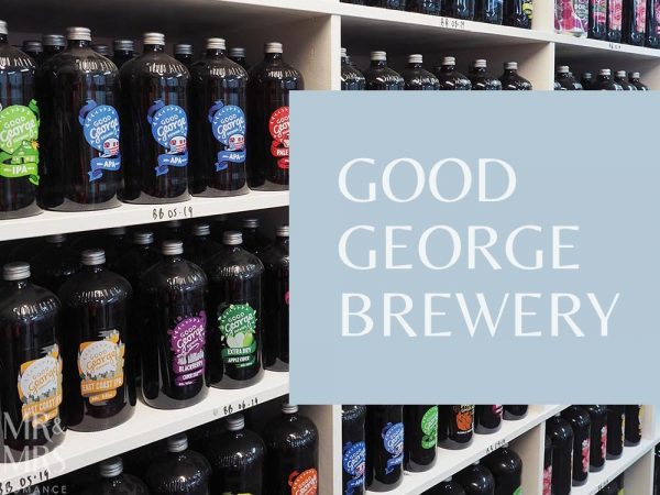 Good George Brewing, Hamilton, New Zealand
